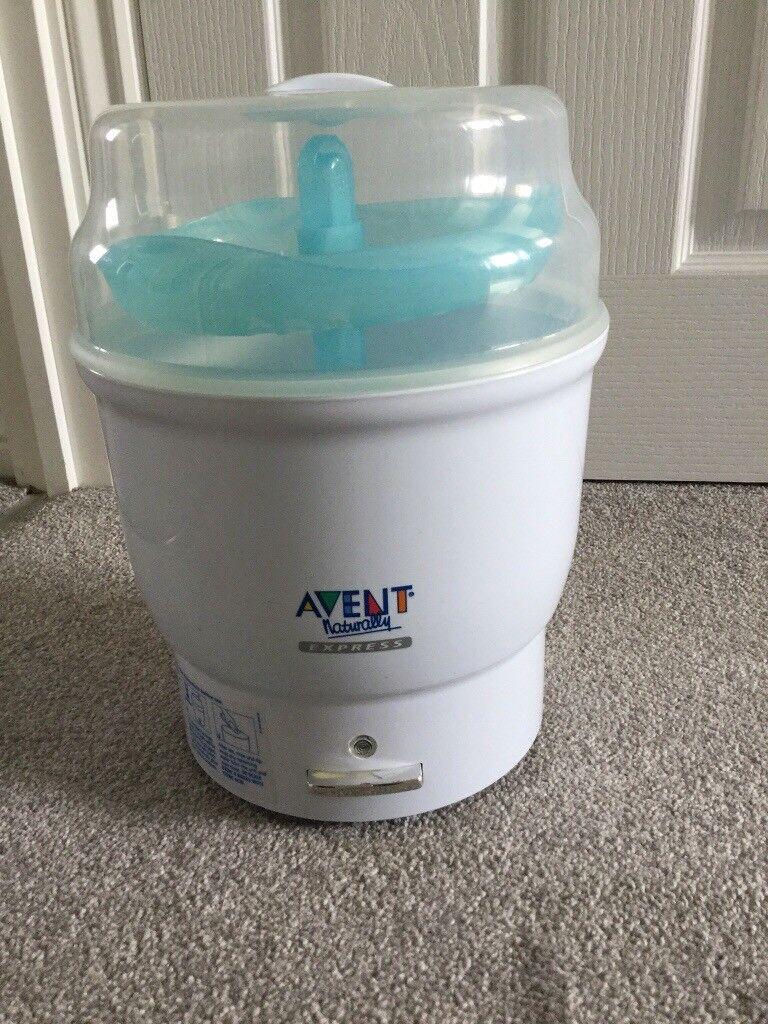 Avent Bottle Steriliser In Crossgates West Yorkshire Gumtree