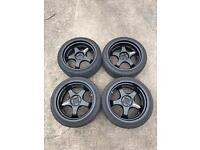 Workwheels custom 2 piece work meister S1R