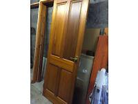 Hardwood Four Panel Internal Doors
