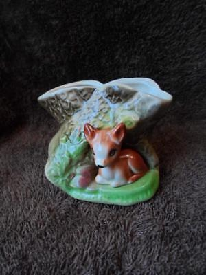 Eastgate Pottery Withernsea Fauna Posy Vase c.1967