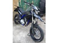 Yamaha WR 125 X 2016 Low Miles £3300