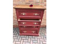 Beautiful large statement Chest of drawers
