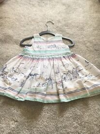 Next Baby Summer Dress 3-6mths