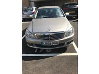 Mercedes Benz C200 Elegance 2008. Automatic diesel immaculate in condition.