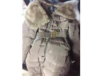 Quiz paded jacket