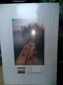 Poster clip frames