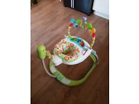 Spacesaver jumperoo excellent condition