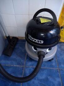 Nuvac vacuum cleaner