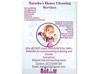 House cleaning /handyman services