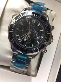 Omega watch automatic £40 boxed new can deliver