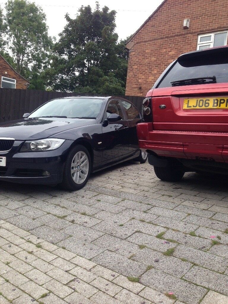 Immaculate BMW 320d ideal family car