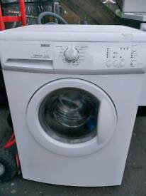 Zanussi Washing Machine + 6 month warranty
