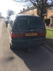 Ford galaxy Zetec tdi spares and repairs