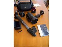 Canon Legria HF G10 Camcorder with Accessories