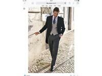 Men's ,Child's morning suits Grt for wedding ,races , goth weekend , steampunk Whitby this weekend