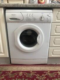 Hotpoint washing machine it's a very good machine works well £130