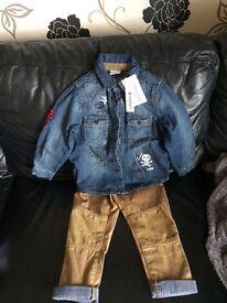 Boys 2-3 clothing bundle