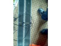 Heat mat strips