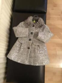 Girls coat 2-3 years of age