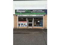 IREPAIR PRO iPhone repair Cambuslang