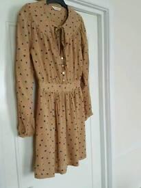 MISS Selfridge vintage style dress size 10