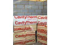 Xtratherm cavitytherm Full Fill wall insulation 1200x450x100mm x 8 packs