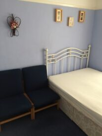 Furnished Double Bed Room for the Price of Single Room