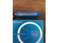 Sony MD mini disc player RETRO