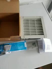 filter fans x2