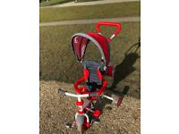 Baby trike/by-cycle