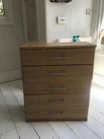 Chest of drawers ( FREE)