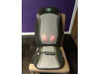 Homedics Shiatsu gel massage seat with gentle heat SGM-350H