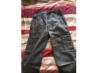Men's brand new work trousers - 32R