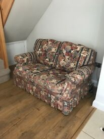 2 seater country cottage sofa