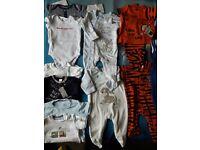 mix baby boys clothes 0-3