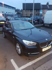 BMW 520 GT Very clean, luxury car ,full service history,£5000 on extras, low mileage,1 owner