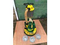 LAGLER TRIO floor sander multi-disc floor sanding machine