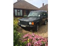 Land Rover Discovery Serengeti Td5