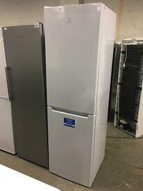 Indesit XD95 TI Fridge Freezer - White