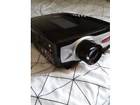 ABIS 2 x HDMI Port & VGA Projector