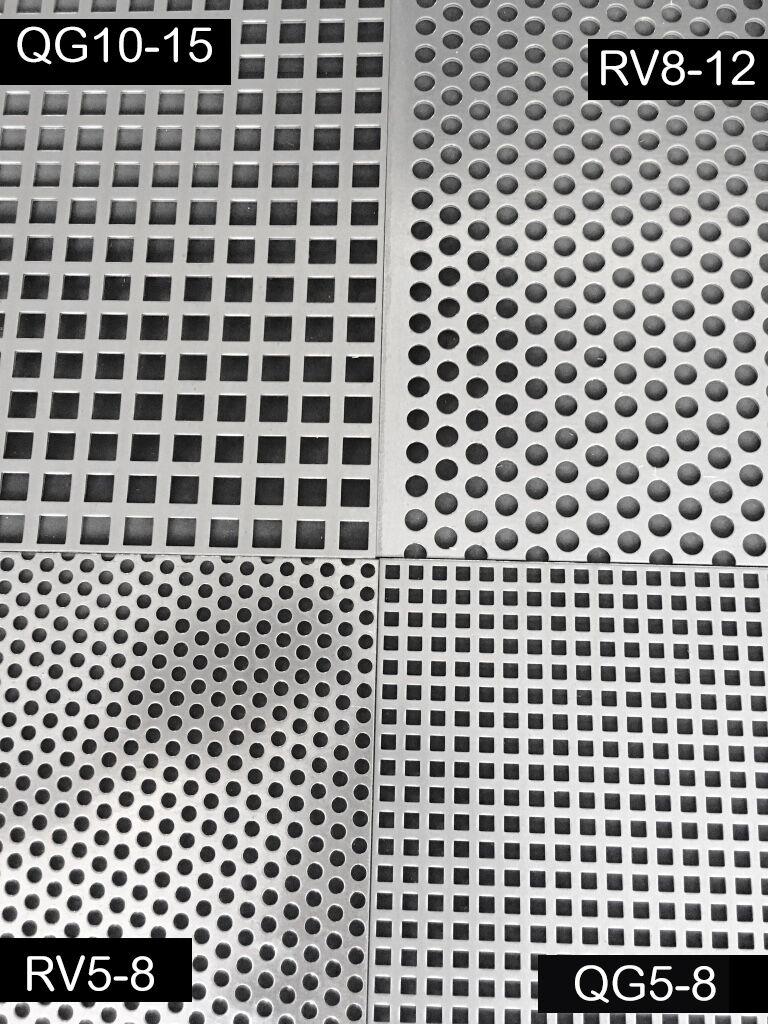 lochblech aluminium stahl verzinkt edelstahl. Black Bedroom Furniture Sets. Home Design Ideas