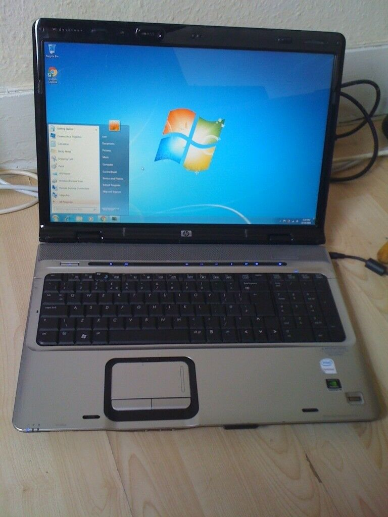 HP Pavilion dv9500 Notebook PC ( 3GB RAM,250GB HDD ) 17''INCH | in  Woolwich, London | Gumtree