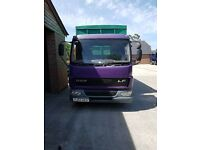 DAF LF 45. 150 Cattle Lorry