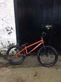 Trials bike Marino Cutsom 24 inch cycle bike