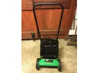 Lawnmower £15 - hand push lawnmower in good condition ideal for small garden.