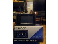 Kenwood Car Stereo Double Din Bluetooth USB