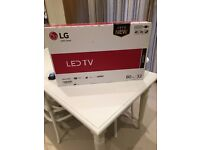 "32"" LG LED TV with Freeview - Brand New!"