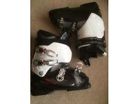 Wedze RNS 70 Ski boots - sole size 325mm (mondo 28.5/29)