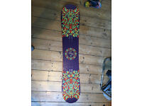 Thrive Poise Women's Snowboard 144cm Brand New (Never been used)