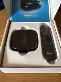 NowTV internet freeview catchup TV box